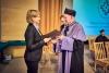 Wręczenie nominacji opiekunom pierwszych roczników - dr Monika Giżyńska
