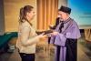 Wręczenie nominacji opiekunom pierwszych roczników - dr Joanna Narodowska