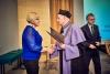 Wręczenie nominacji opiekunom pierwszych roczników - dr Urszula Szymańska