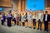 Wręczenie listów gratulacyjnych studentom i doktorantom pierwszego roku